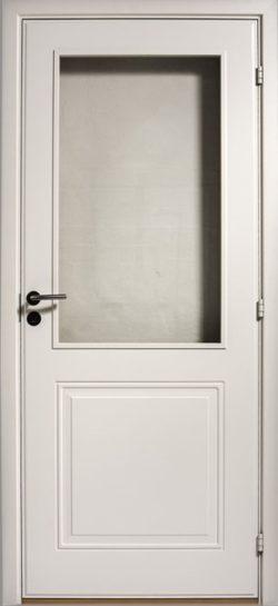 glasdøre indvendig dobbeltdør